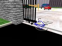 Obstruction Sensing Bicycle